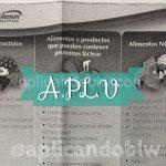 Dieta APLV
