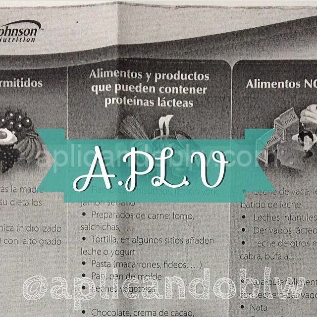 Alergia proteina vaca alimentos permitidos