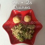 9 m + 2s – Quinoa