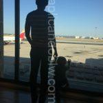 Preparando el viaje a Roma con el bebé
