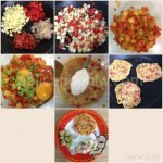 Receta de tortitas de verduras