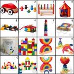 Ideas de juguetes para bebés +12 m