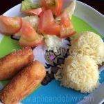 (31/05/2016) Hoy de comer…