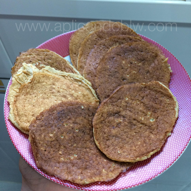 Tortitas de avena con higos
