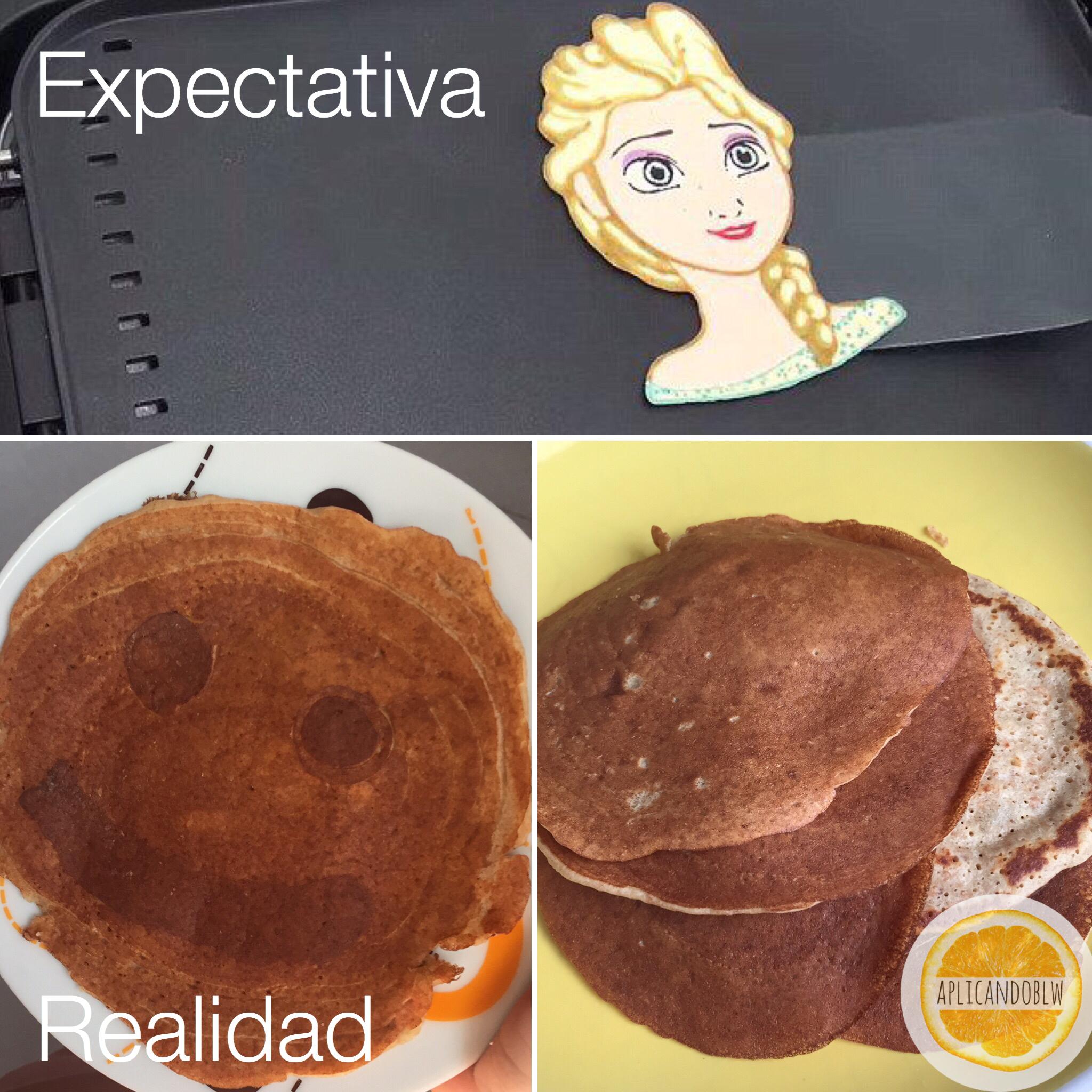 Receta de tortitas de espelta y avellanas