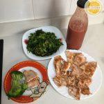 (16/07/2017) Hoy de comer…