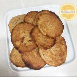 Receta de galletas para niños sin azúcar