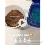 (12/01/2018) El desayuno del peque
