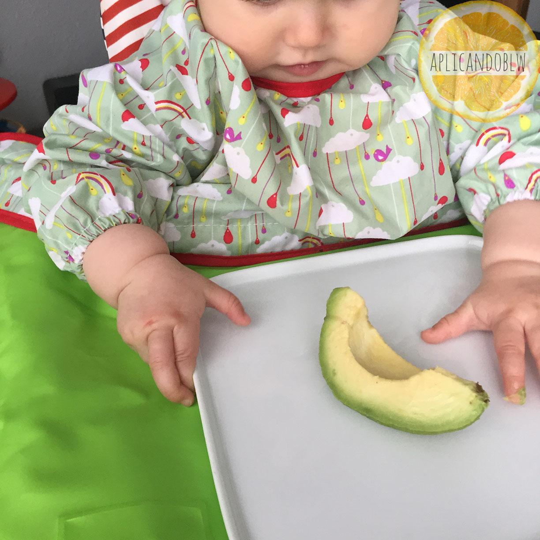 ¿Con qué alimentos empezar el Baby Led Weaning?